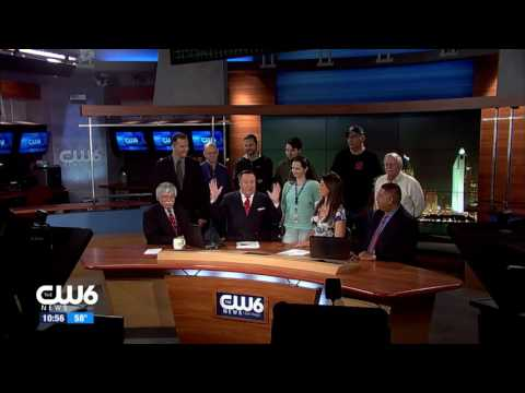 Final CW6 Weekend Broadcast