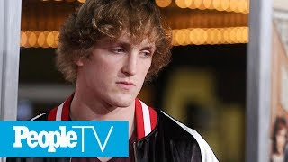 Logan Paul: There Will Be 'No Vlog For Now' Following Backlash From Controversial Video | PeopleTV
