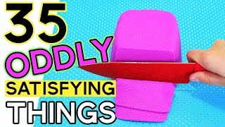 35 Oddly Satisfying Things Compilation | Most Satisfying Video in the World
