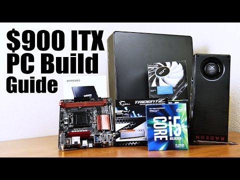 How to Build an ITX PC Kaby Lake 2017 Edition