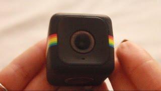 فتح اصغر كاميرا بالعالم | Polaroid Cube+ unboxing