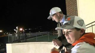 Clemson Arrives Back from ACC Championship