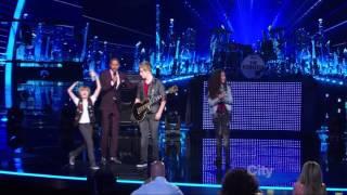 The Robotix - America's Got Talent 2013 Season 8 - Radio City Music Hall [FULL]