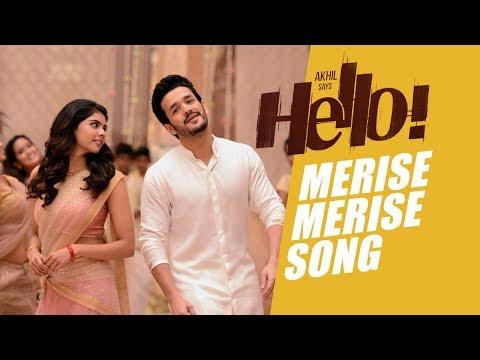 HELLO! Wedding Song - Akhil Akkineni, Kalyani Priyadarshan I Vikram K Kumar