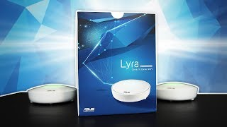 Bad WiFi? Fix it With ASUS Lyra | Review