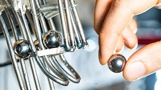 Dropping the Ball - PRECISELY - Marble Machine X #52