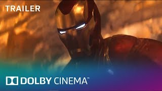 Avengers: Infinity War: Official Trailer | Dolby Cinema | Dolby