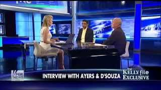 The Kelly File: Bill Ayers, Dinesh D'Souza Debate American Values