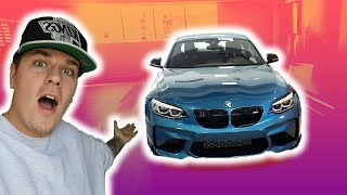 I BOUGHT A 2018 BMW M2!