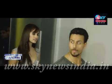 Xxx Mp4 Baaghi 2 Movie Pramotion Tiger Shroff Disha Patani Sky News India 3gp Sex