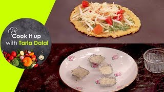 Cook It Up With Tarla Dalal - Ep 1 - Sprouts Oondhi Yo, Kalakand, Hari Chilla Roti, Kalakand
