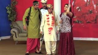 Nasir Chinyoti and Zafri Khan Best New Full Punjbai Pakistani Comedy Stage Drama