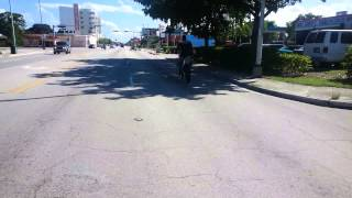 Miami bikelife with 305