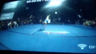 Bailey Payne vs Andy Le - redbull throwdown