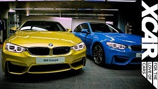 2015 BMW M3 and M4: Specs and Engine Noise - XCAR