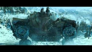 TEENAGE MUTANT NINJA TURTLES - Official Trailer 2014 [HD]