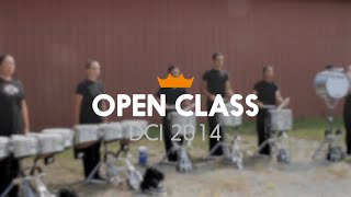 Remo + Open Class: DCI 2014