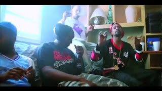 AOne ft Joe Blow, Lil Jay, & Lil Rue Holding The Mac [Official Video]