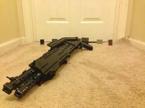 Lego Spas 12 Shell Ejecting Working