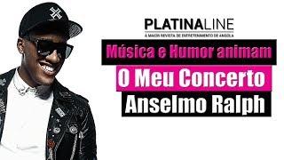 """Música e Humor animam """"O Meu Concerto"""" com Anselmo Ralph"""