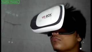 Unboxing Vr box | Vr box review |3D videos|Unboxing Vr in Bangla