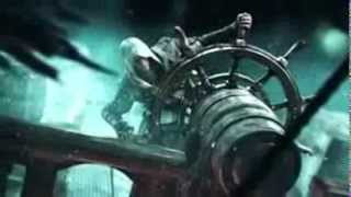 Assassin's Creed 4: Edward Kenway Character Introduction Trailer [HD]