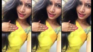 Kerala Cute girl Smrthi Tamil Dubsmash Collection/ Kerala girls tamil dubsmash