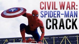 Civil War: Spider-Man Crack