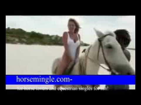 The site for horse lovers and equestrian singles for fun!
