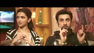Imtiaz Ali Questions Ranbir and Deepika in Facebook Bus