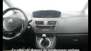 Citroen c4 picasso 5 places occasion visible à Albi présentée par Automobiles albigeoises