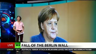 Germany Still Divided 29 Years After Fall of Berlin Wall