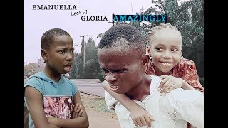 Emanuella Look at Gloria Amazingly (Mark Angel Comedy) 2019 Latest Nigeria Comedy