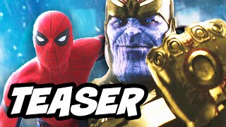 Captain America Civil War Marvel Phase 4 Teaser Breakdown