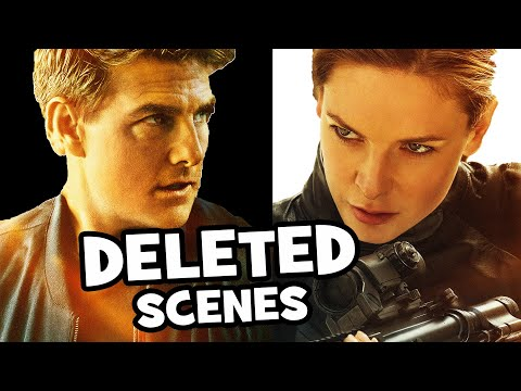 Xxx Mp4 10 DELETED CENSORED Scenes From MISSION IMPOSSIBLE Fallout 3gp Sex