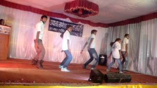 Dance on Zara dil ko thaam lo DON 2 ( on stage )