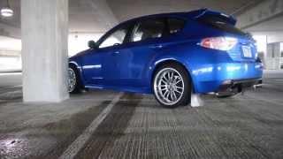 Subaru WRX Short Film