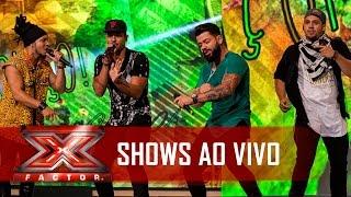 O golaço d'O Clã | X Factor BR