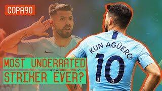 Is Aguero The Most Underrated Premier League Striker EVER?