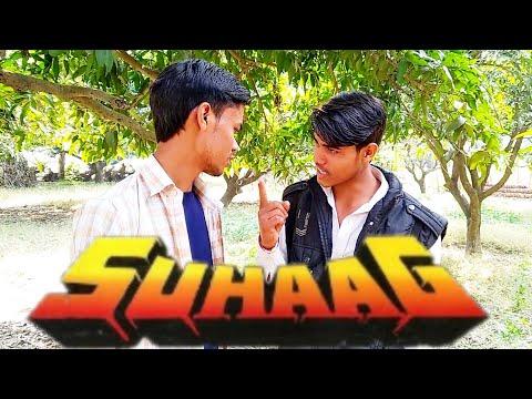Xxx Mp4 Suhaag Movie Scene AJAY DEVGUN And Akshay Kumar 3gp Sex