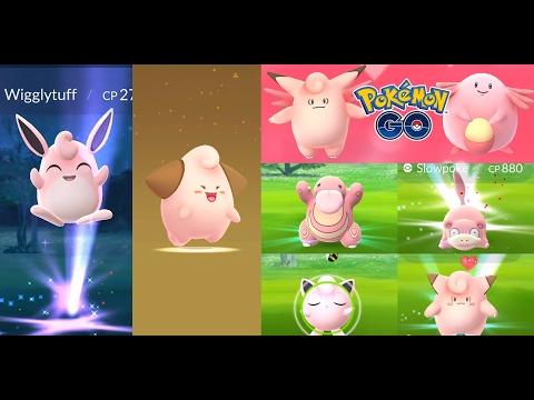 Xxx Mp4 Eggs Hatch Cleffa Catch Adorable Pink Pokémon In The Wild 3gp Sex