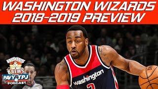 Washington Wizards 2018-2019 NBA Season Preview | Hoops N Brews