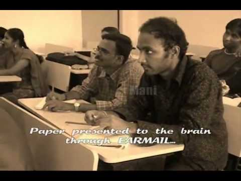 comedy in indian college classroom
