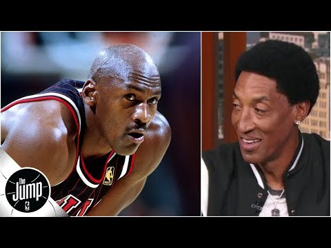 Scottie Pippen There is no game I would play where I would pick LeBron over MJ The Jump ESPN