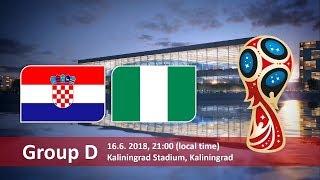 Croatia v. Nigeria