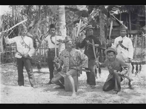 Dayak Borneo Kalteng-Desa Tumbang Anoi Tempoe Doeloe