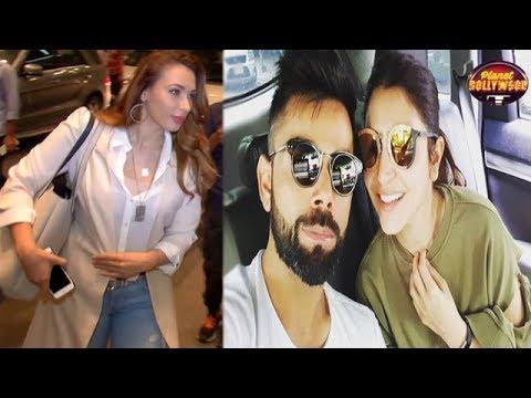 Iulia Vantur Heads To NY To Spend Time With Salman Khan | Anushka Sharma-Virat Kohli Vacationing