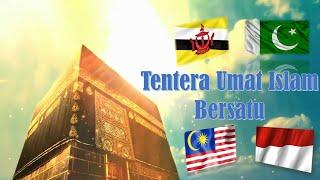Kota Keajaiban Islam Tanda Tentera Imam Mahdi Pasukan Panji Hitam Pakistan Brunei Malaysia Indonesia