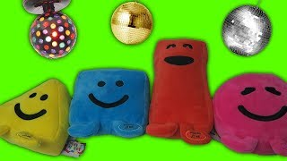 Mister Maker Shapes Come To Town! Disco Party! | Dancing Shapes! Having Fun!