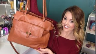 What's In My Bag?! {Organize}